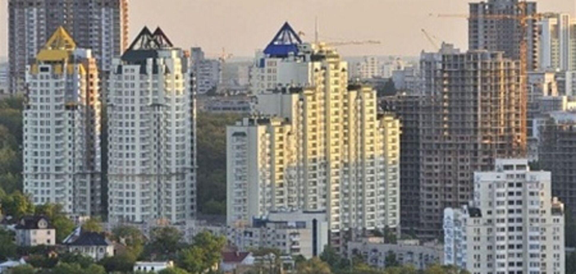 Половина интернет-запросов о недвижимости приходится на Киев