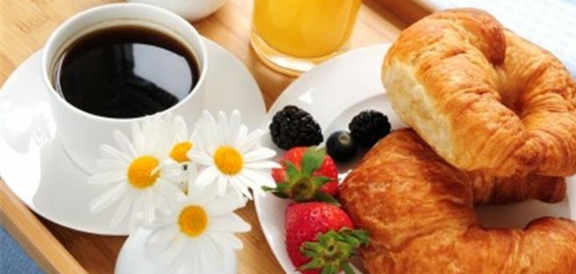 Ранние завтраки в Киеве