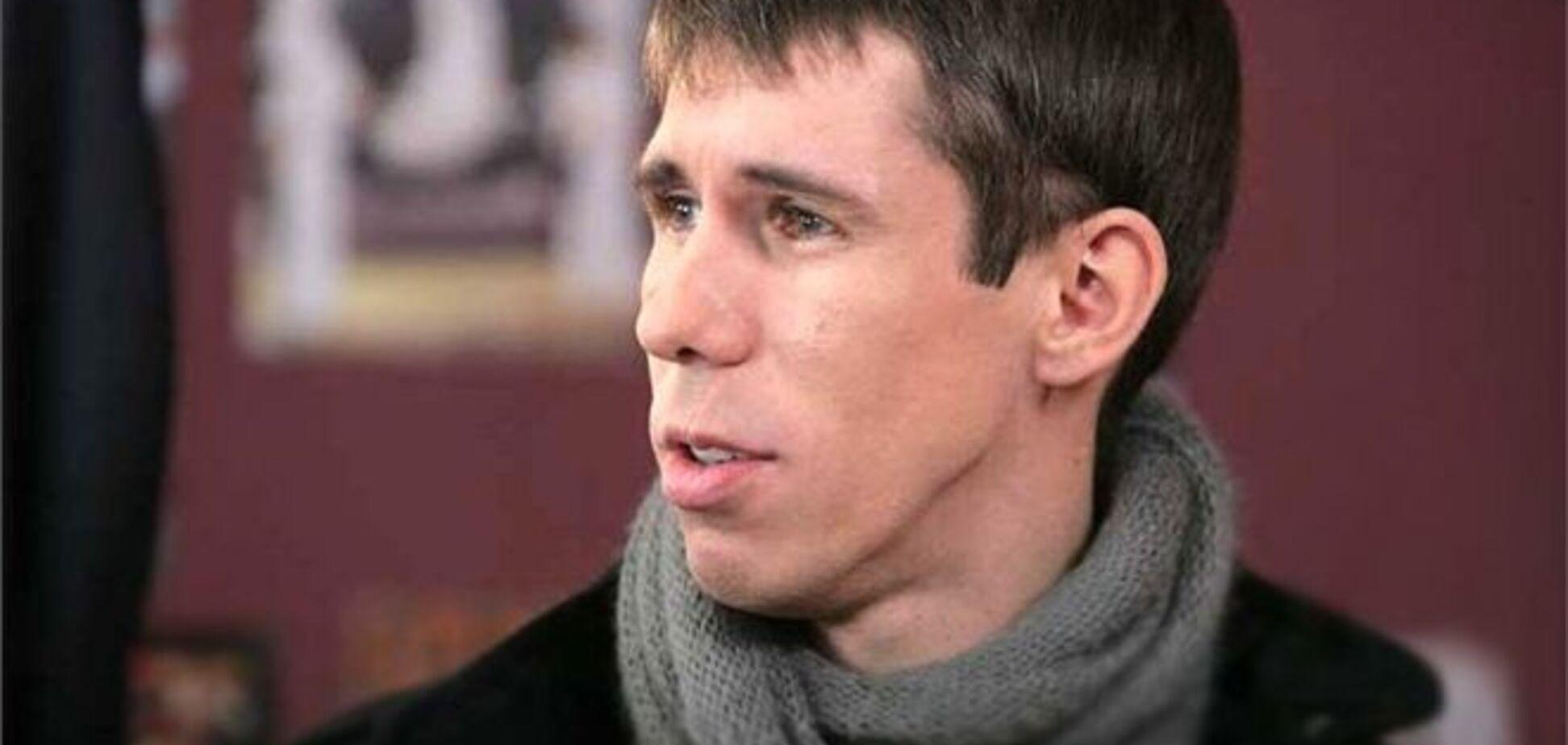 Крымская милиция завела дело на Алексея Панина
