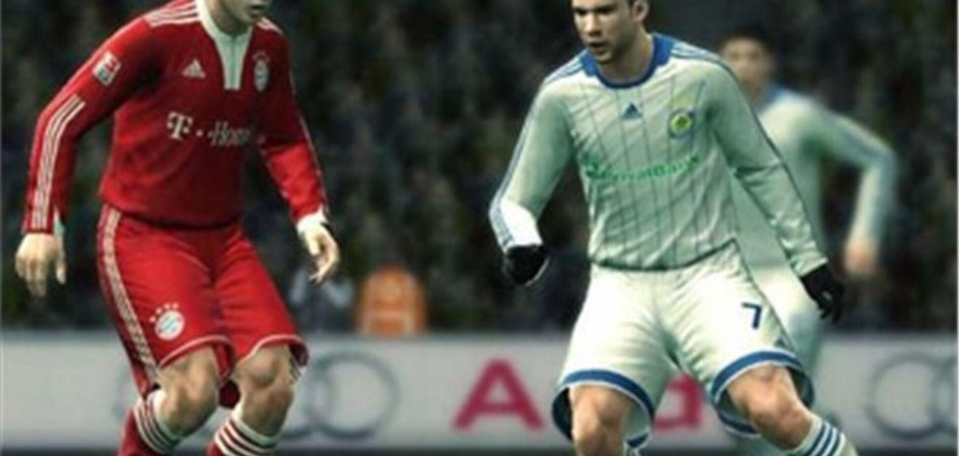 Список лучших компьютерных игр для фанатов футбола