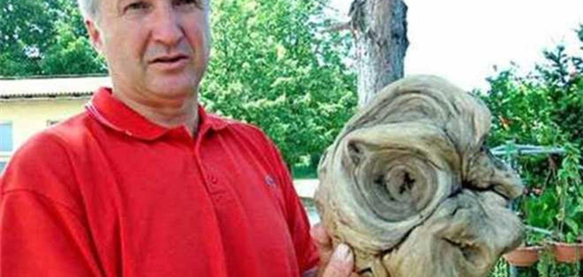 В Хорватии нашли голову пришельца, пахнущую мужским одеколоном