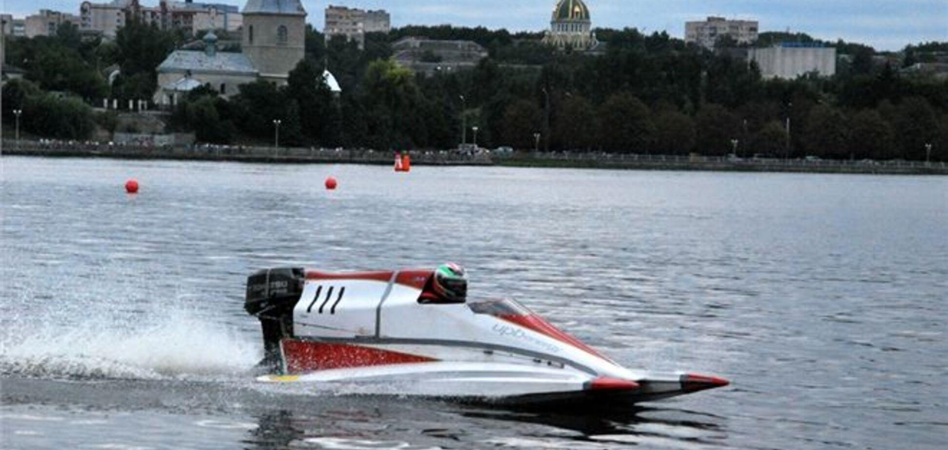 Водно-моторний фестиваль у Тернополі: про 'спорт у собі' і 'себе у спорті'