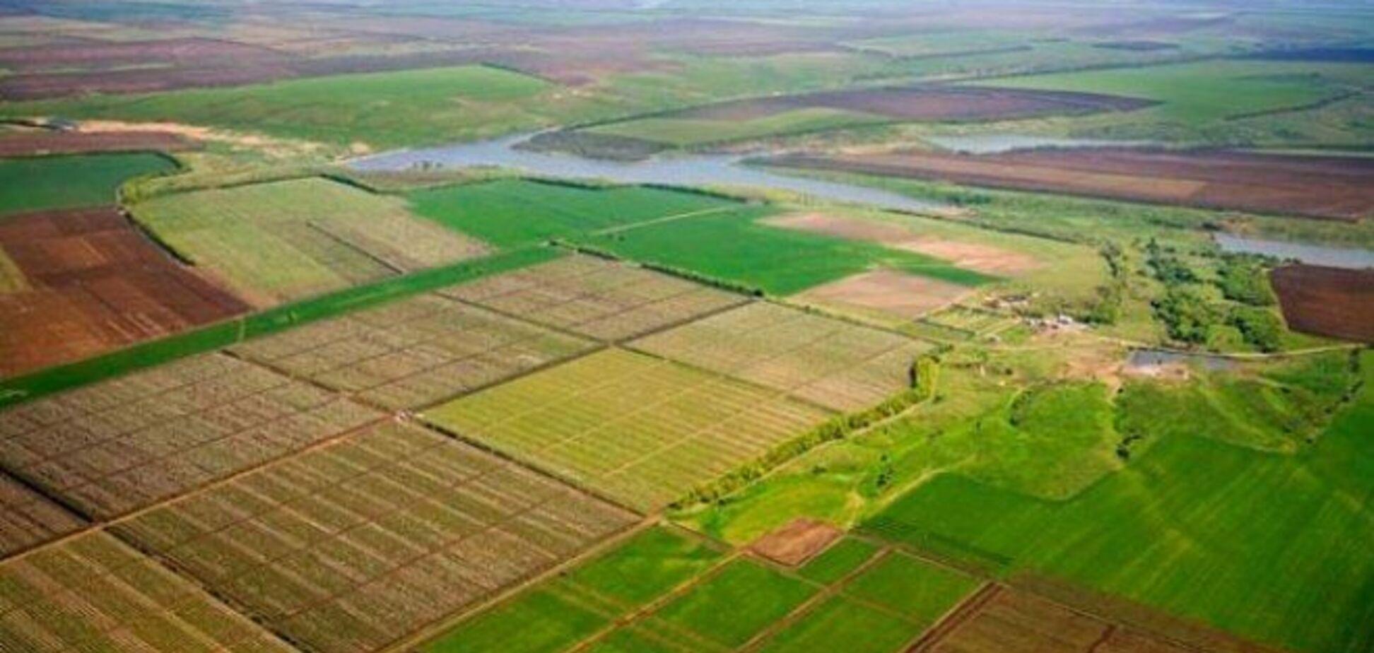 В кадастровой системе Украины зарегистрировано уже 692,1 тыс. земельных участков