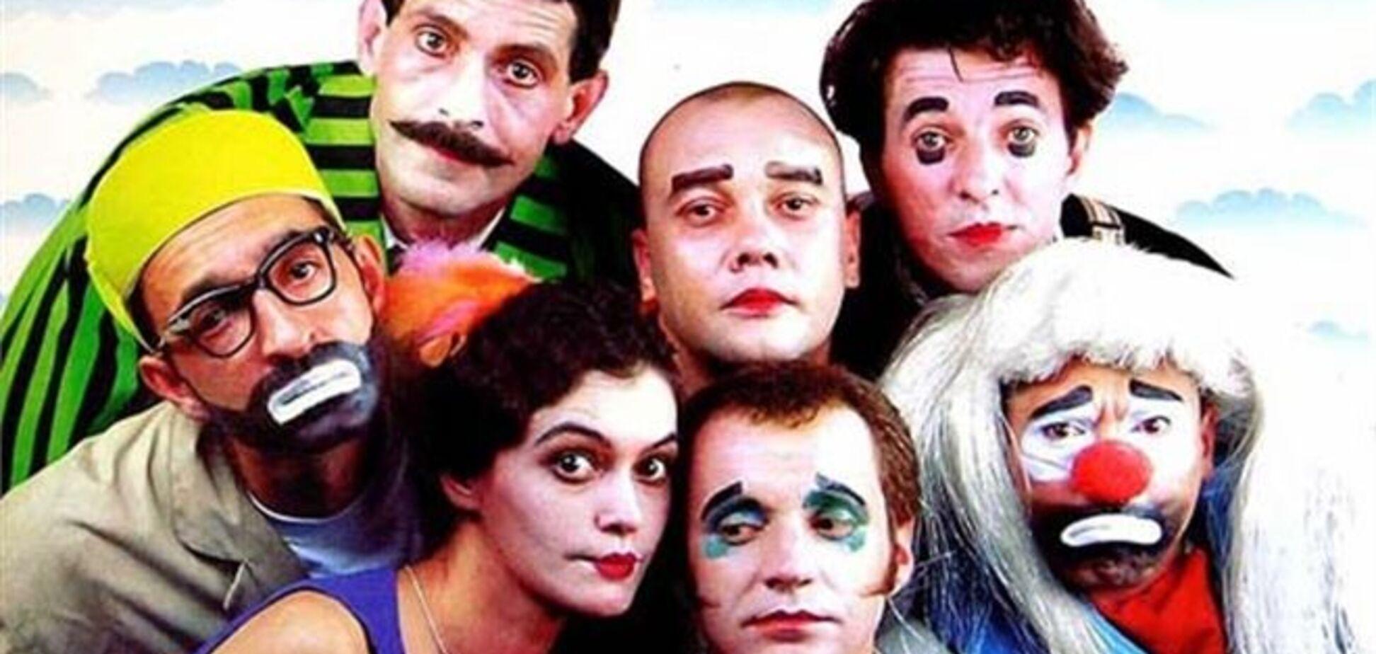 'Маски-шоу': клоуны могут быть политиками
