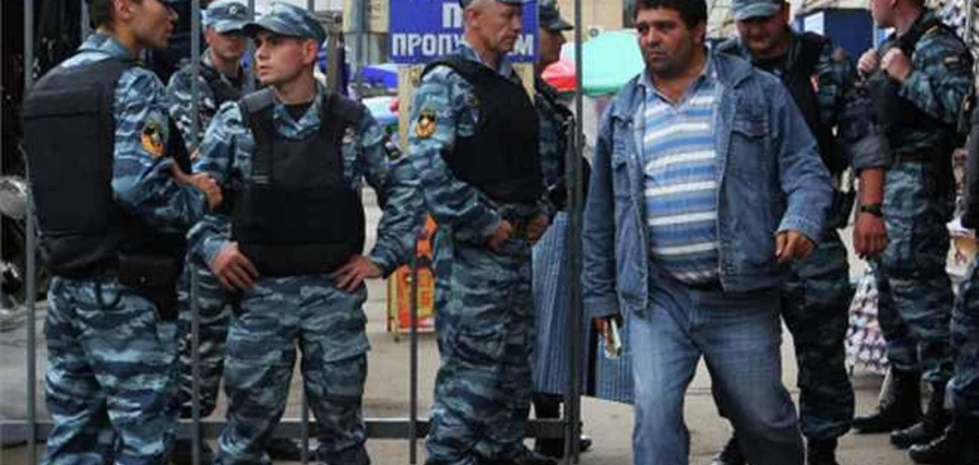 Розборки на московському ринку можуть потрясти всю Росію