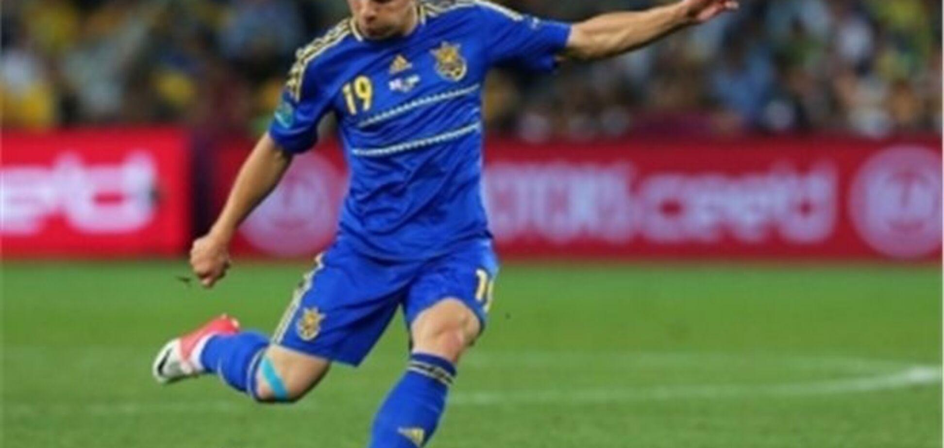 Лидер сборной Украины: мы заслуживали большего