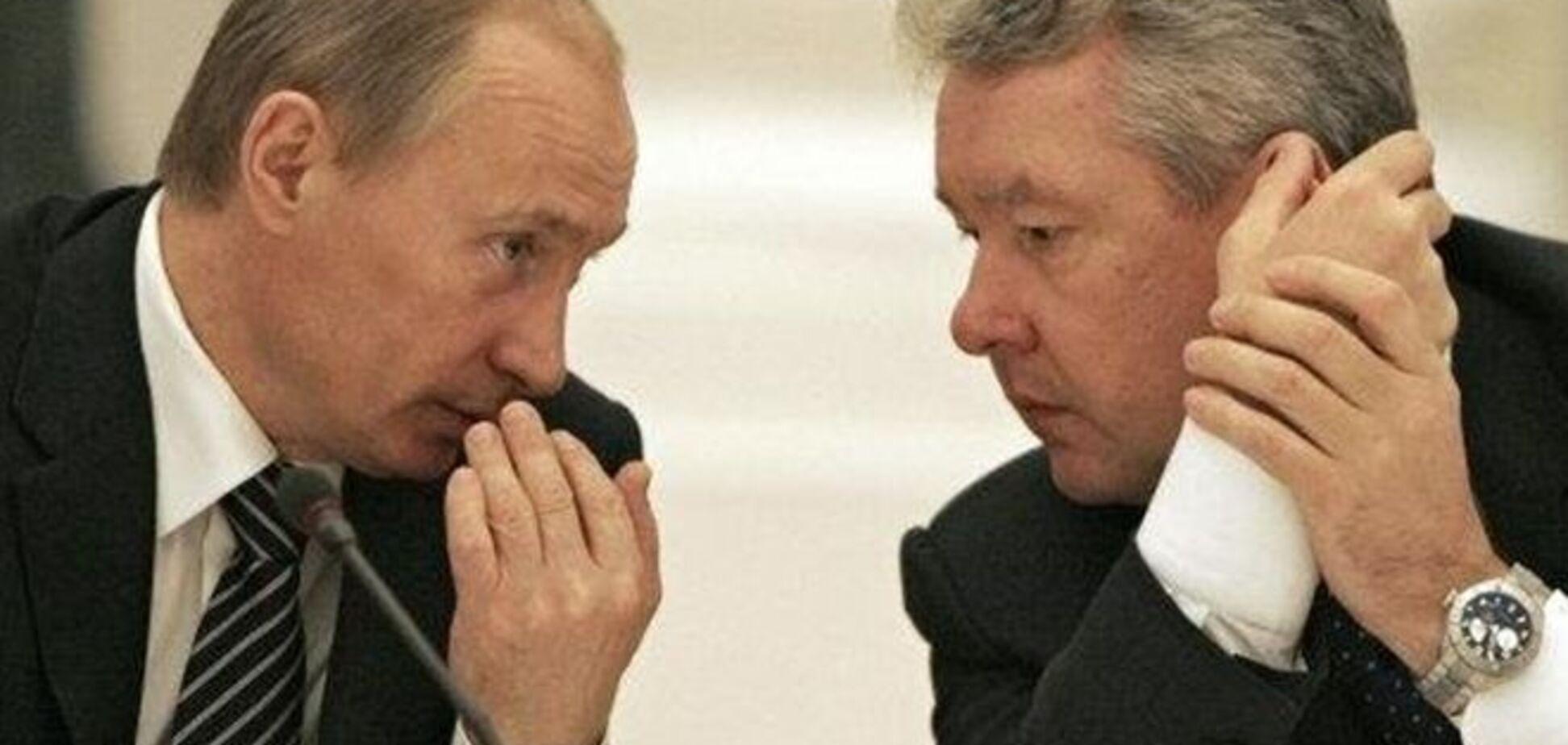 Москва: Вертикаль похитнулася?