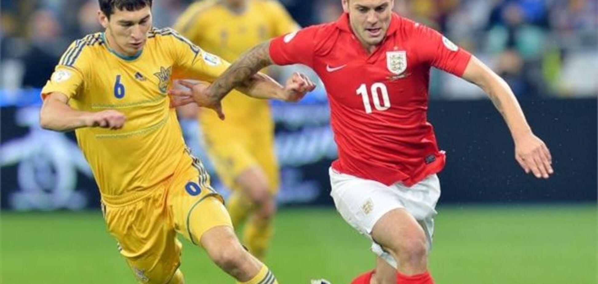 ЧМ-2014. Украина и Англия сыграли без победителя