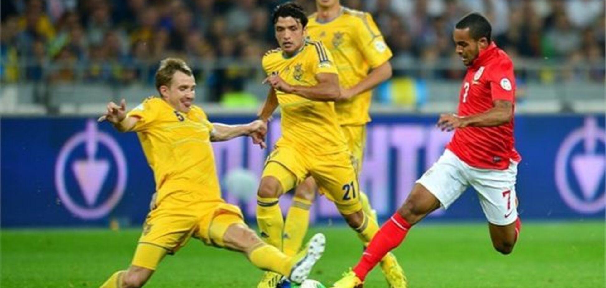 Украина - Англия: гроссмейстерская ничья