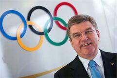 'Необходимо наказывать': президент МОК высказался об участии России в Олимпиаде-2018