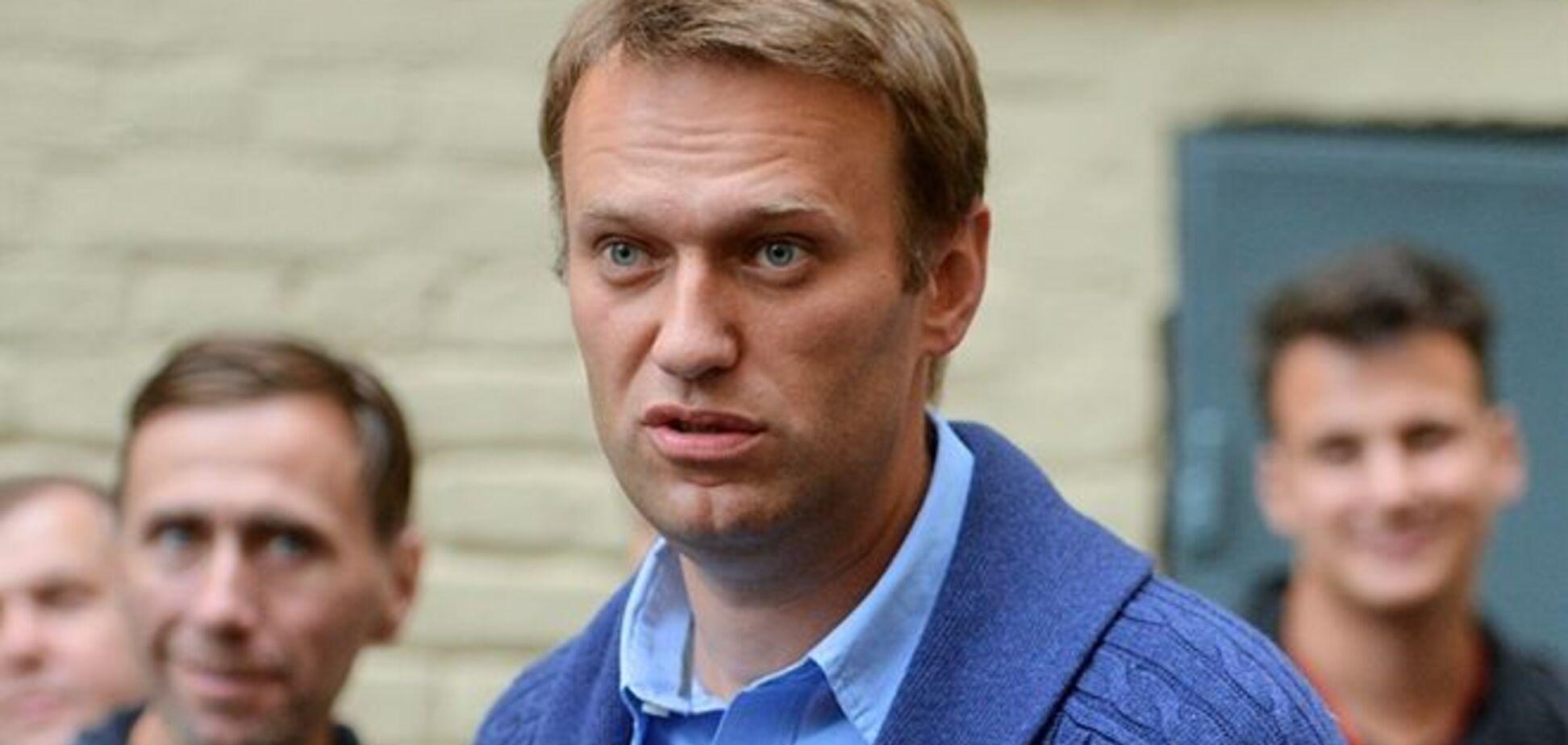 Навальний вимагає скасувати результати виборів мера Москви