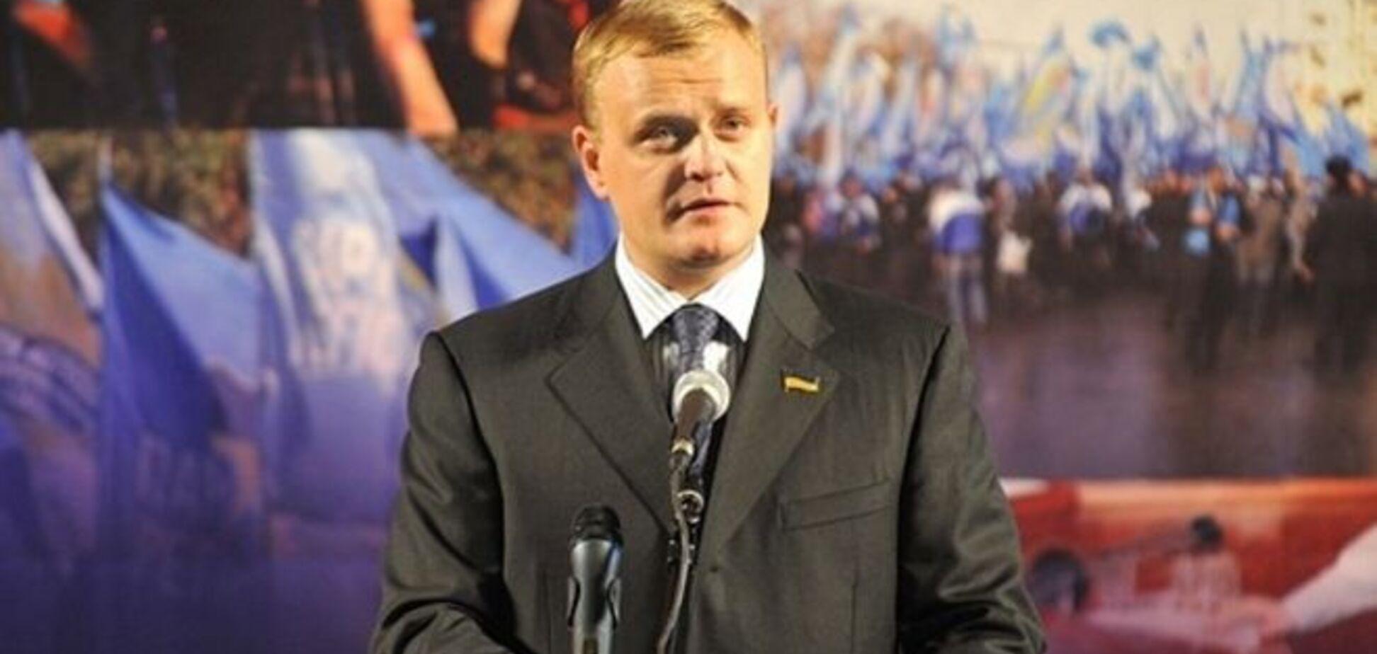 У депутата Пінчука вкрали паспорт і ключі від квартири