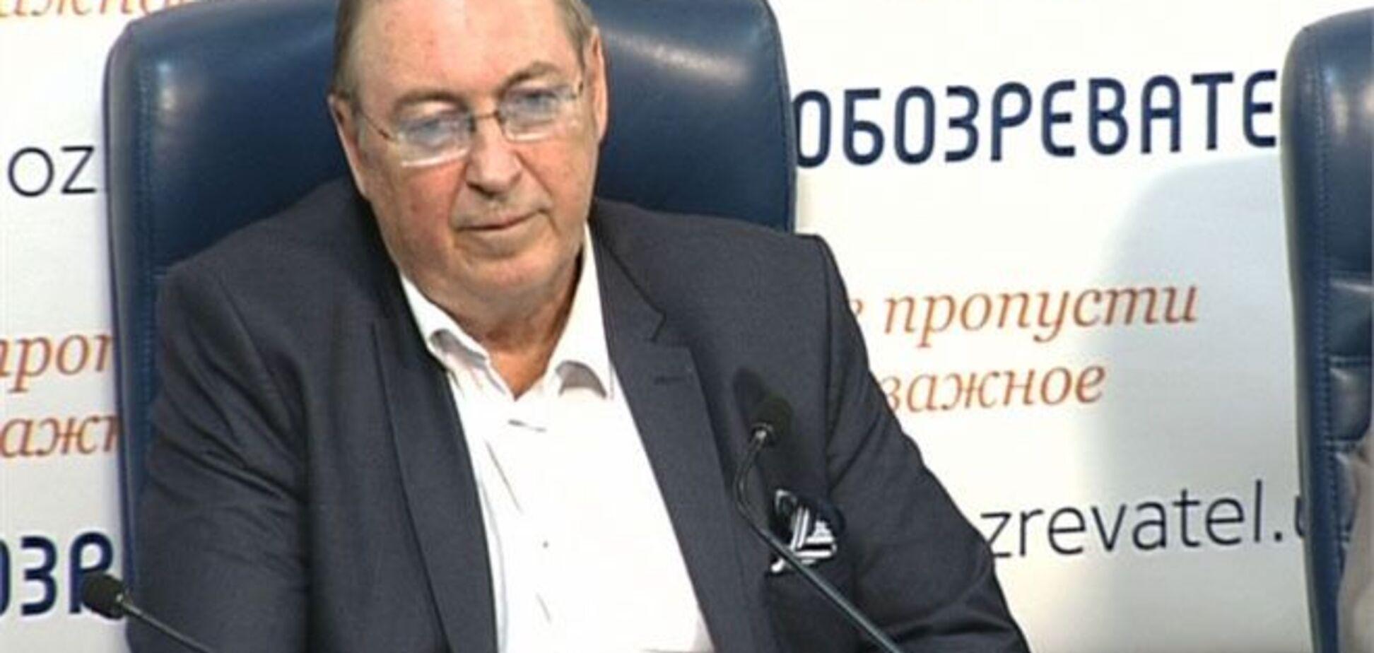 Видрін: кожна овочева база в Україні - склад хімічної зброї