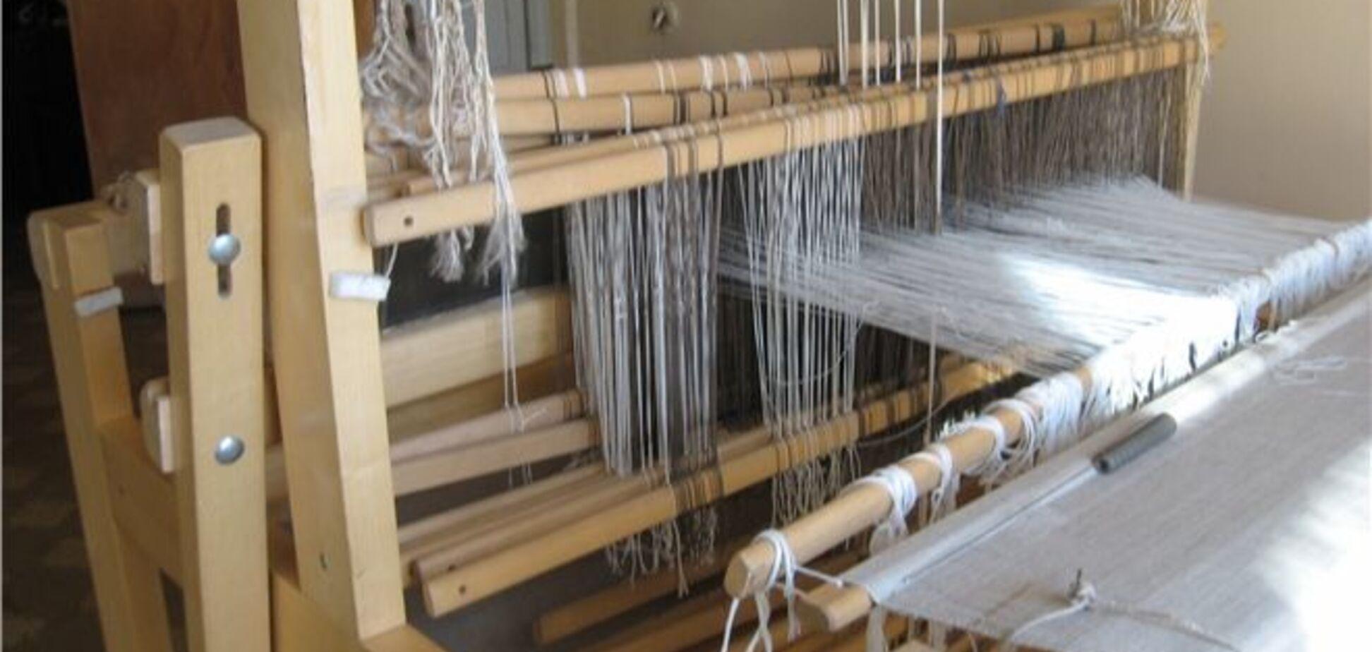 Луганський контрабандист тікав від прикордонників з ткацьким верстатом