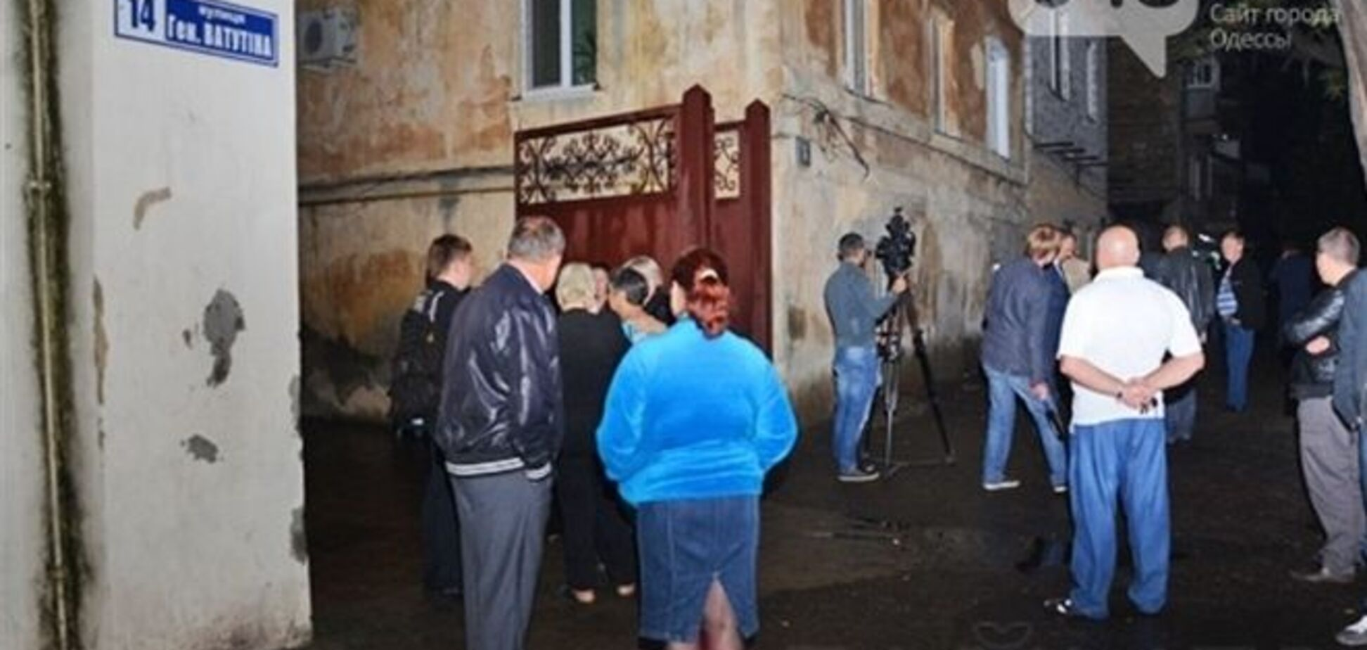В Одесі обвалився ще один житловий будинок