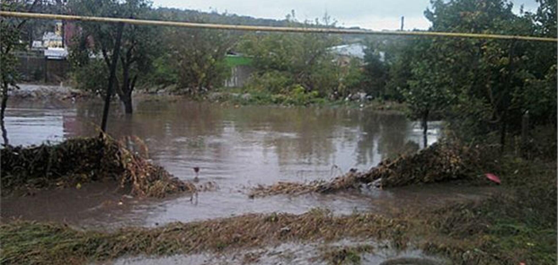 Жителя Одещини змило під час повені