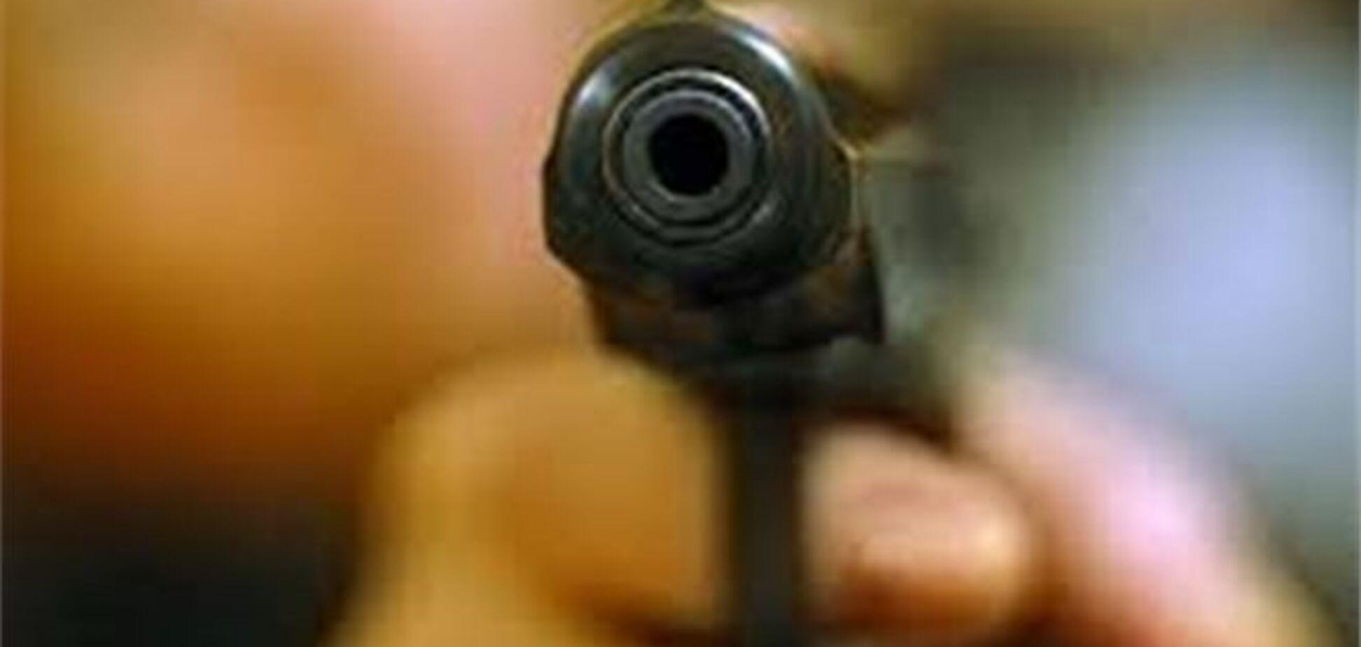 У центрі Києва обстріляли правоохоронців