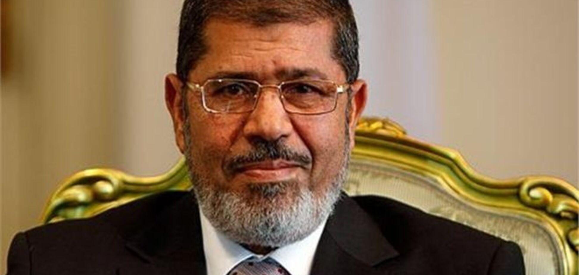 Арест экс-президента Египта Мурси продлили еще на месяц