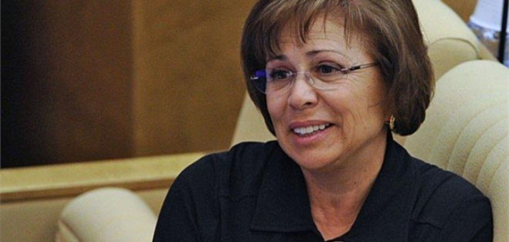 Депутат Госдумы оскандалилась из-за фото Обамы с бананом
