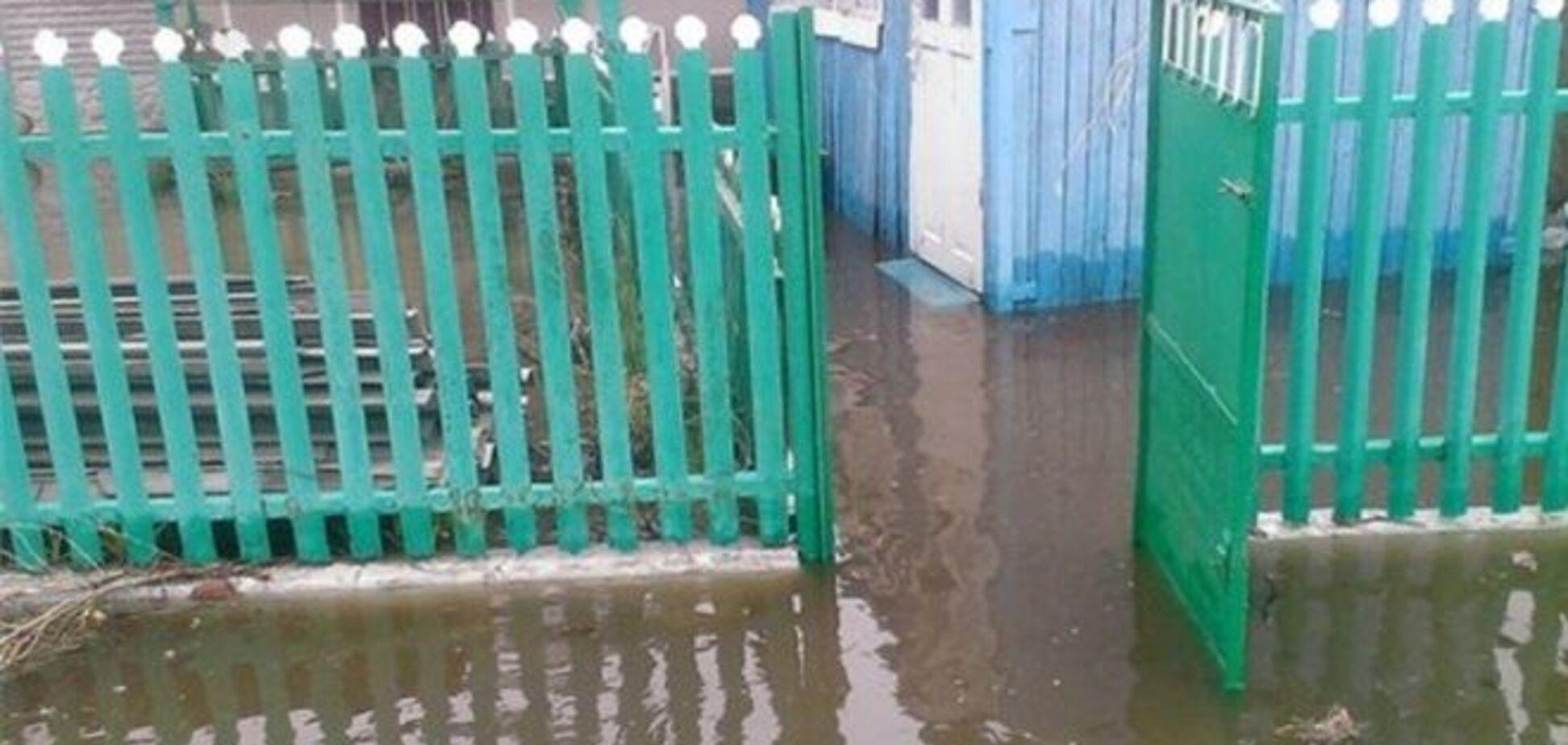 308 житлових будинків залишаються підтопленими в Одеській області