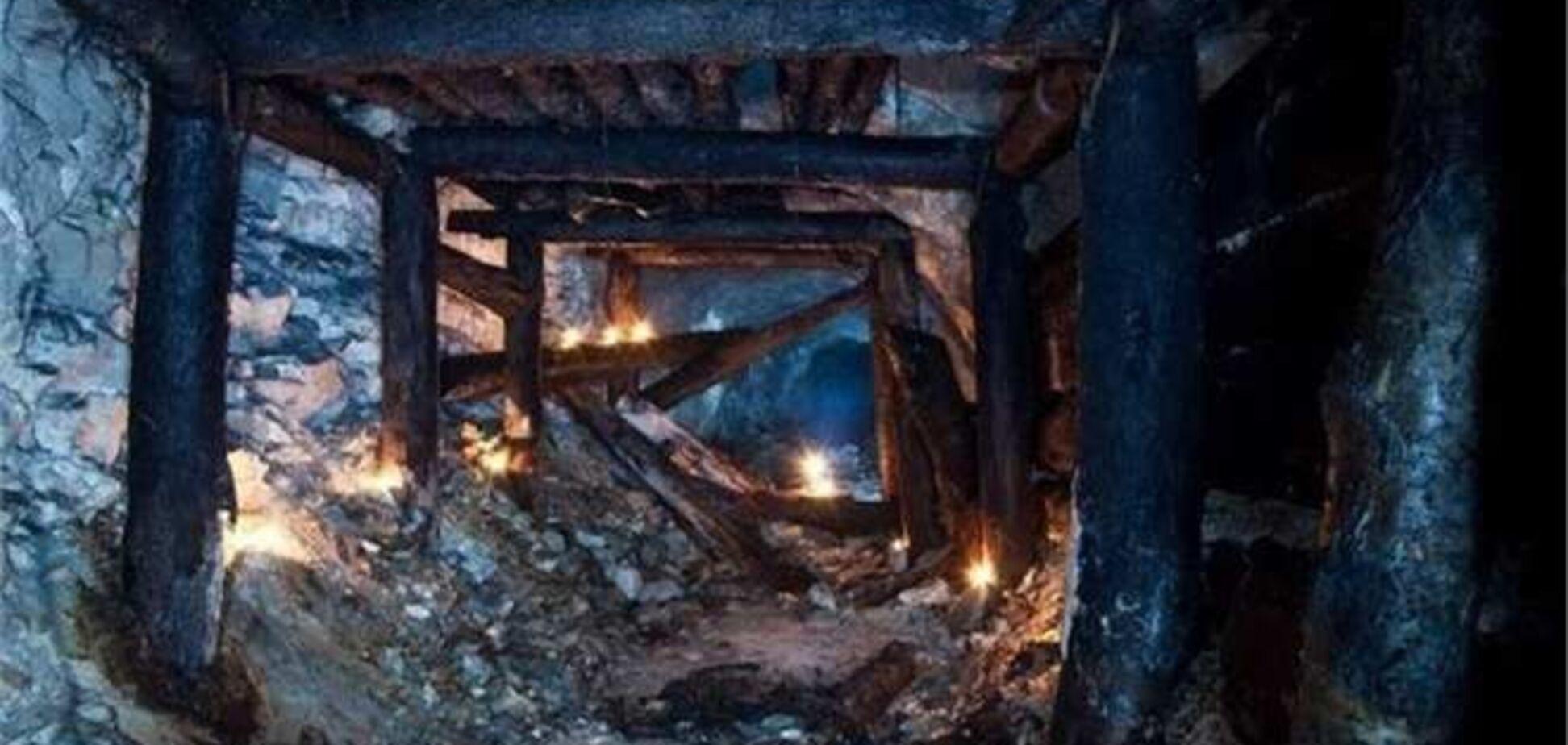 У шахті на Донеччині загинув гірник