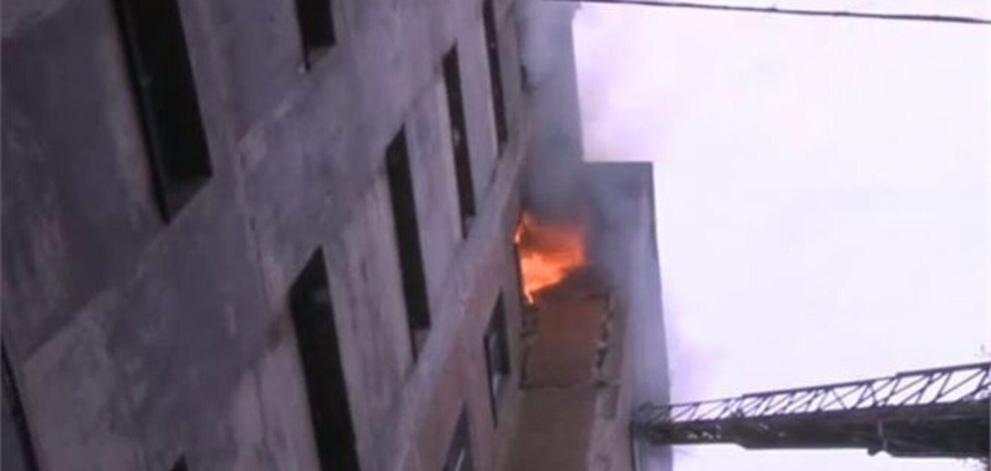 Пожежа в Макіївці: очевидці звинувачують рятувальників у загибелі людей