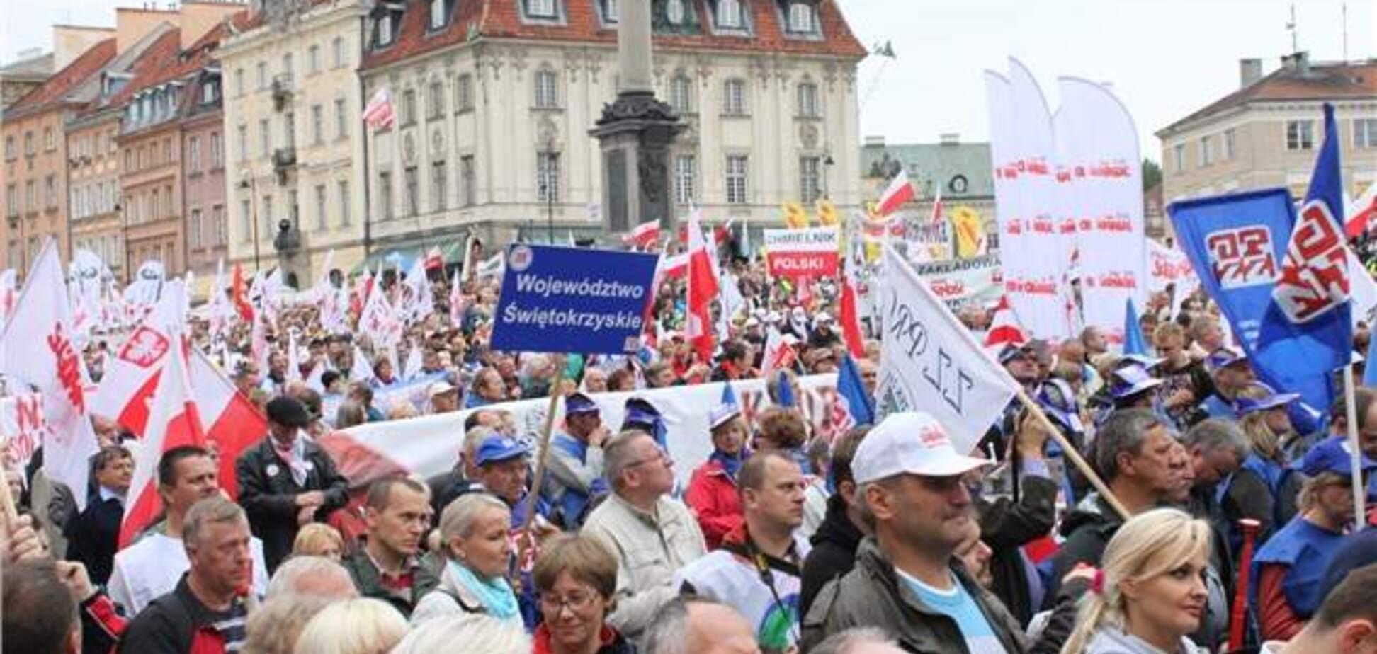 Польша взбунтовалась