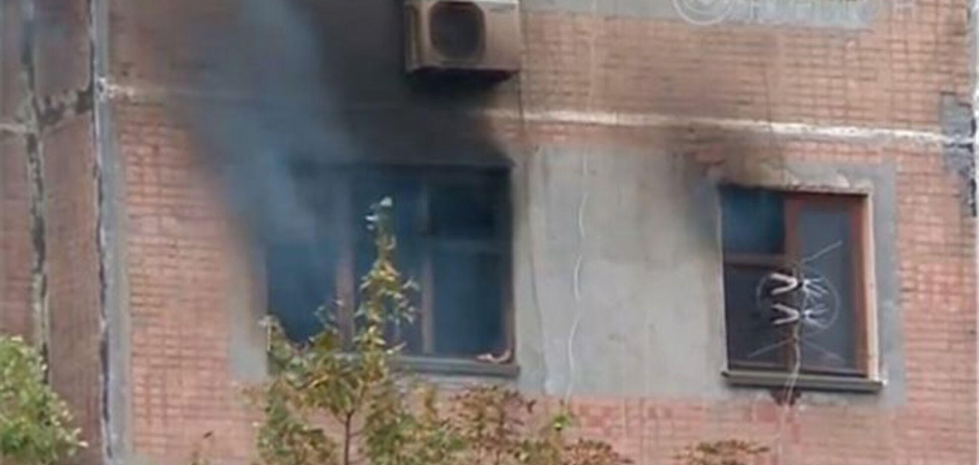 ГосЧС перевірить роботу рятувальників на пожежі в Макіївці