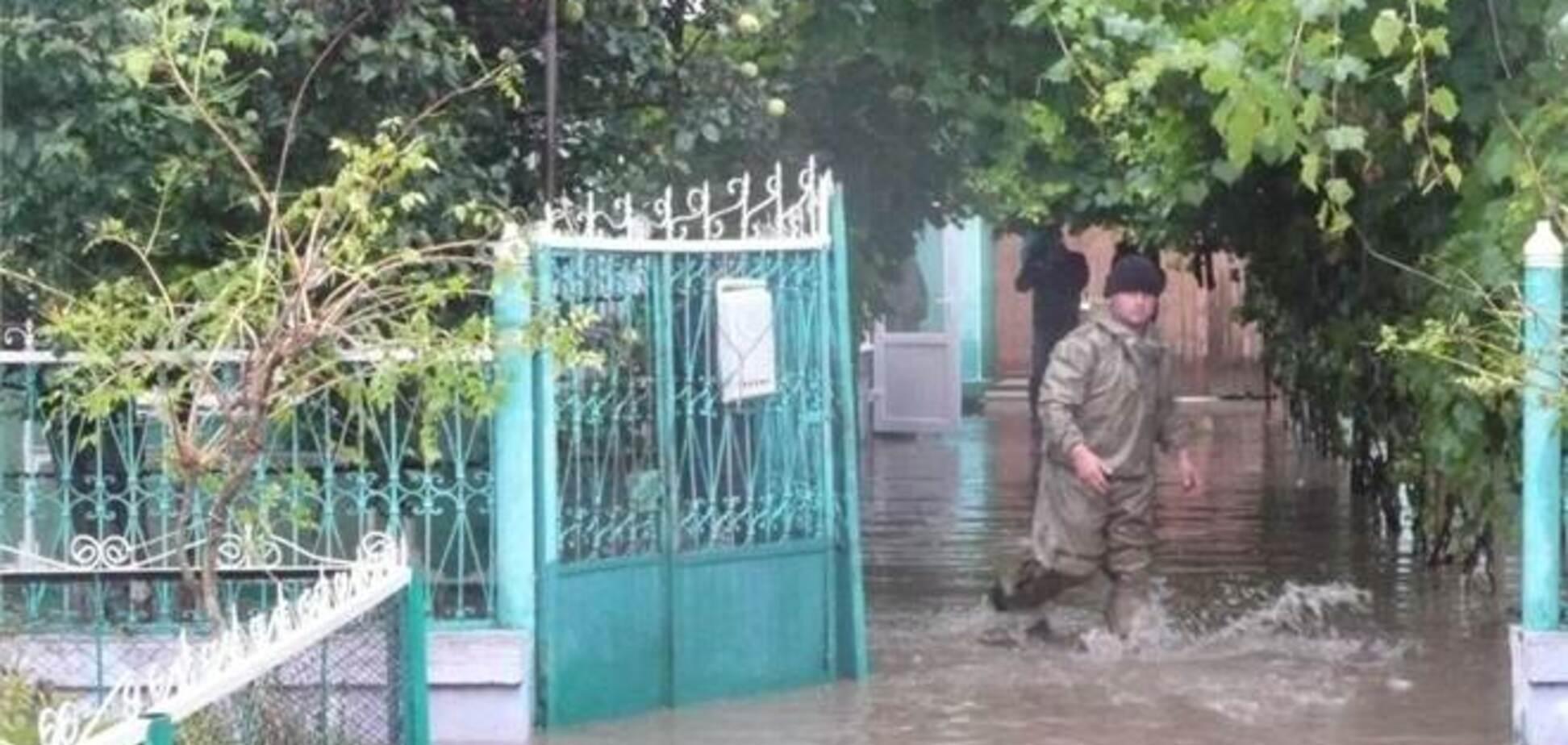 ГосЧС: воду з усіх підтоплених будинків на Одещині відкачали