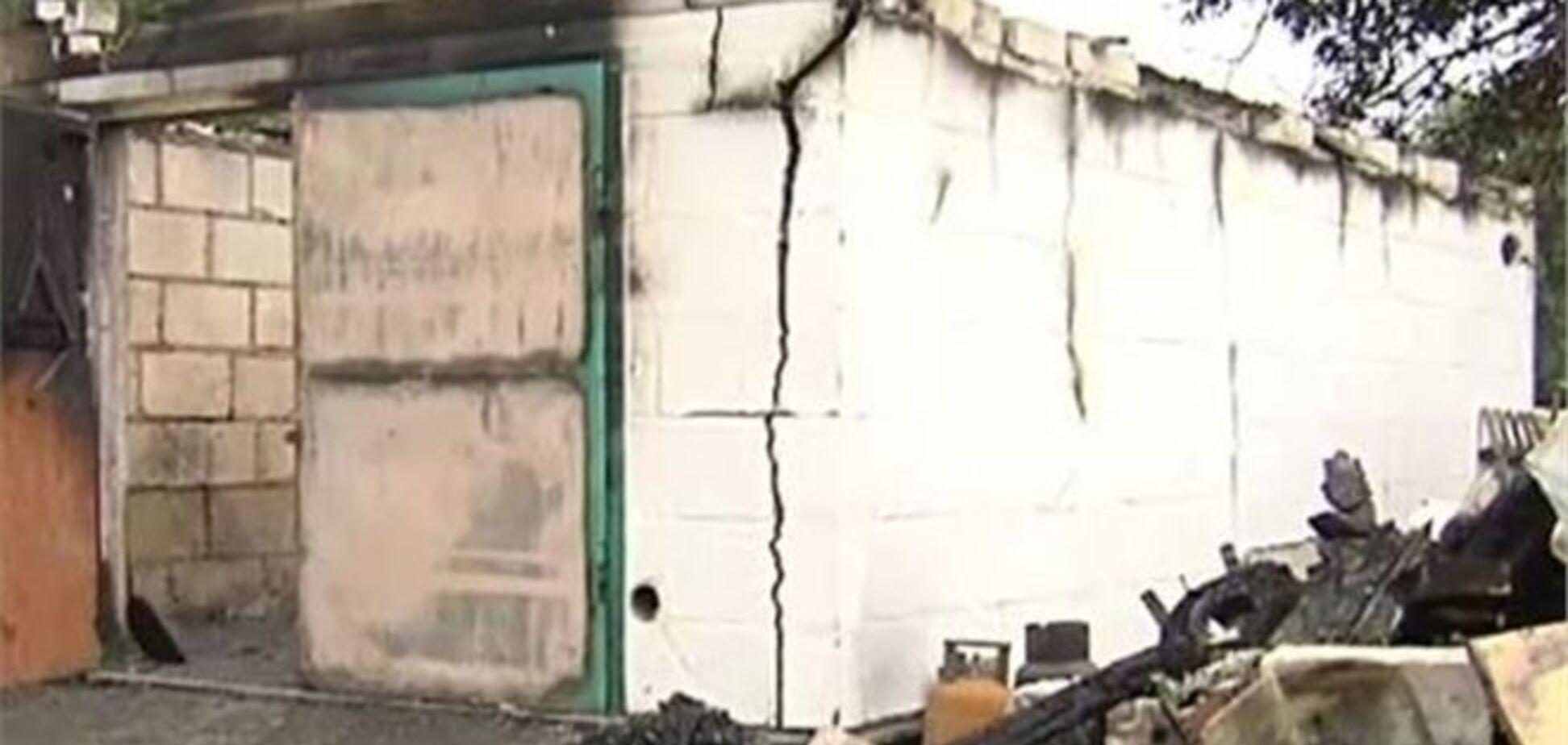 У Київській області вибухнув гараж: постраждали люди