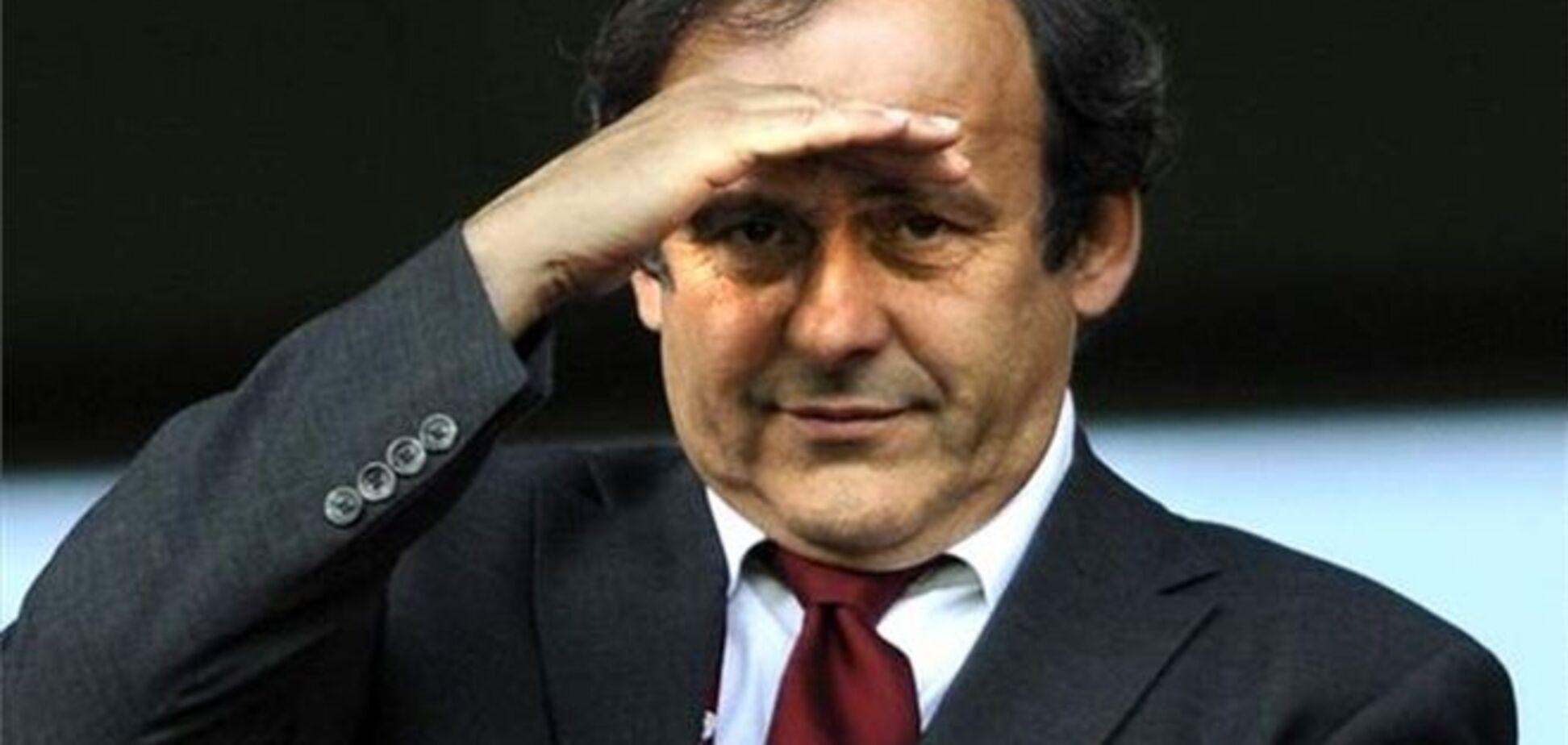 'Металлист' утомил УЕФА – Платини
