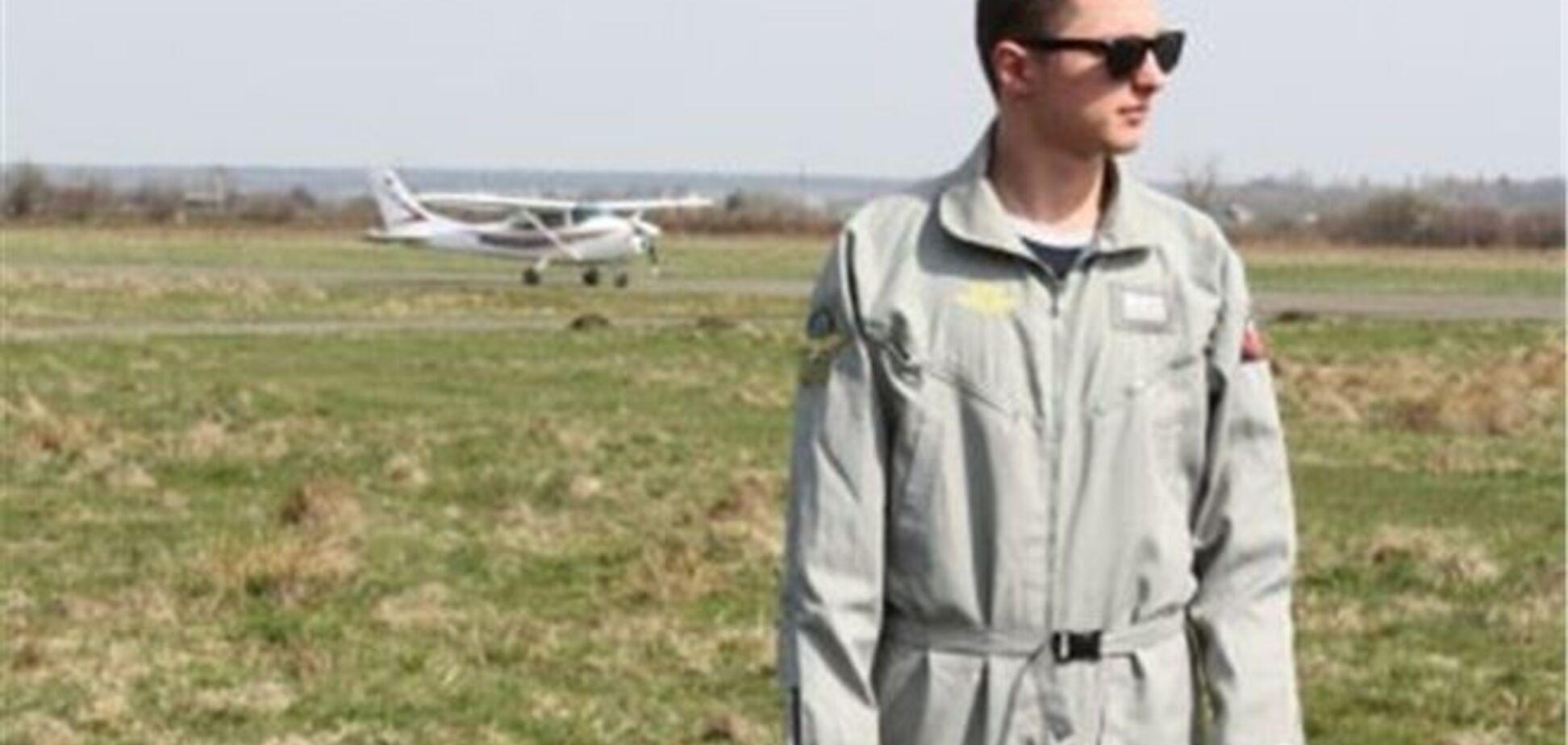 Авіакатастрофа у Коломиї: загинув син відомого авіатора