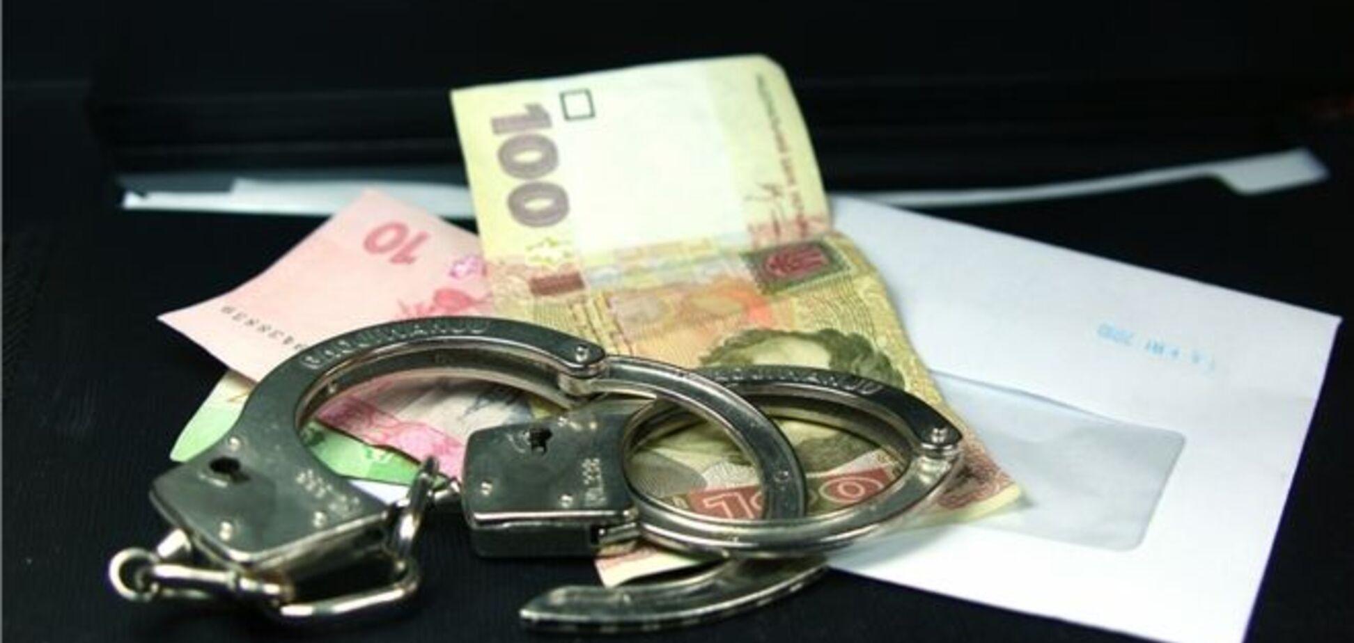 У Чернівцях затримано відразу п'ять чиновників-корупціонерів