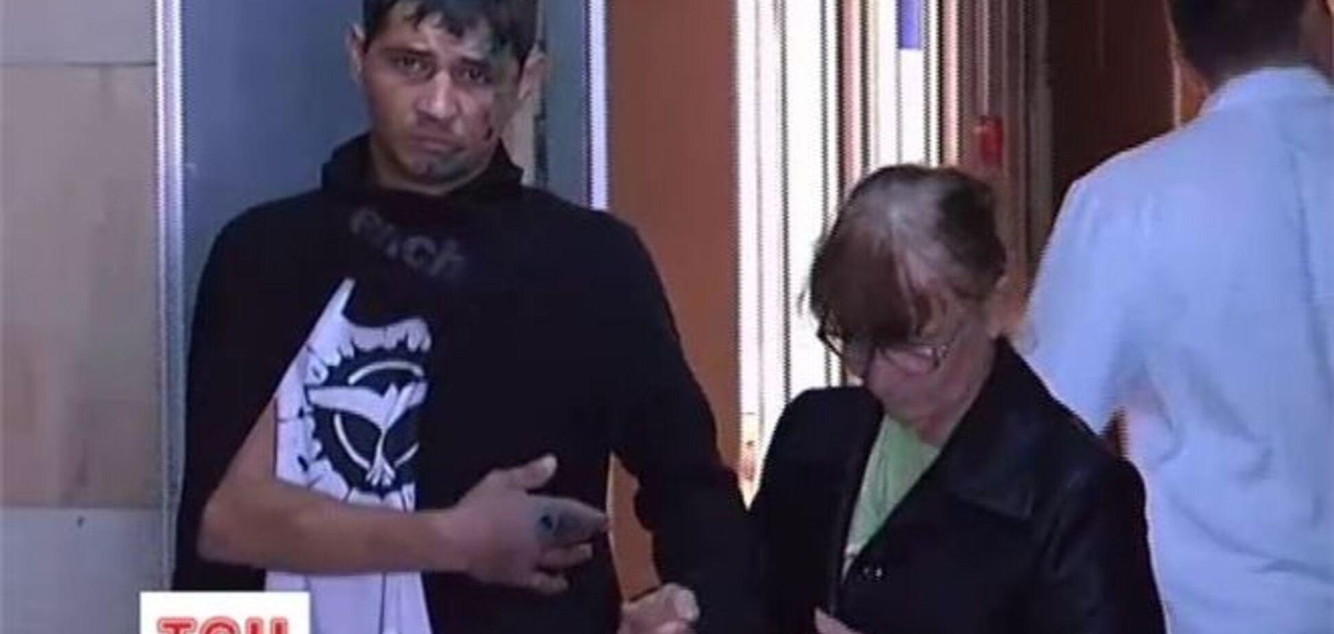 Депутат від Партії регіонів збив пішохода на 'зебрі'