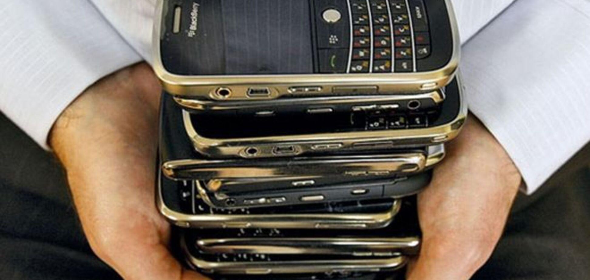 Законопроект про крадених мобільних Комітет ВР розгляне в жовтні-грудні