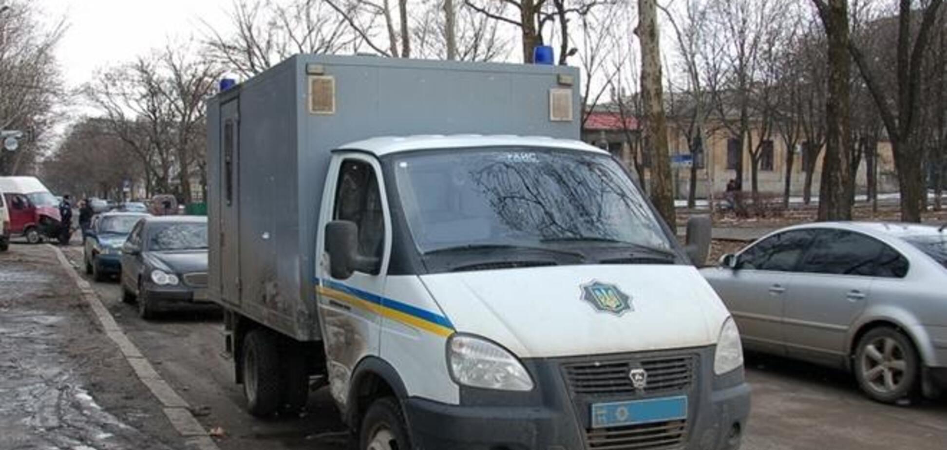 У Києві арештант втік прямо з автозаку