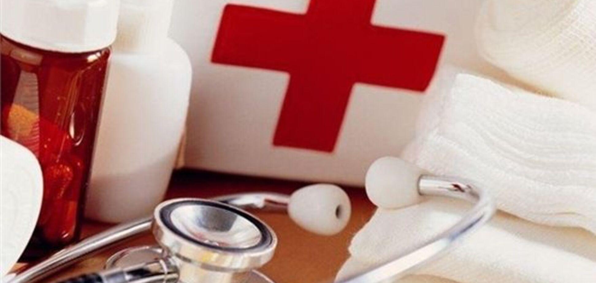 Масове отруєння на Вінниччині: госпіталізовано дітей