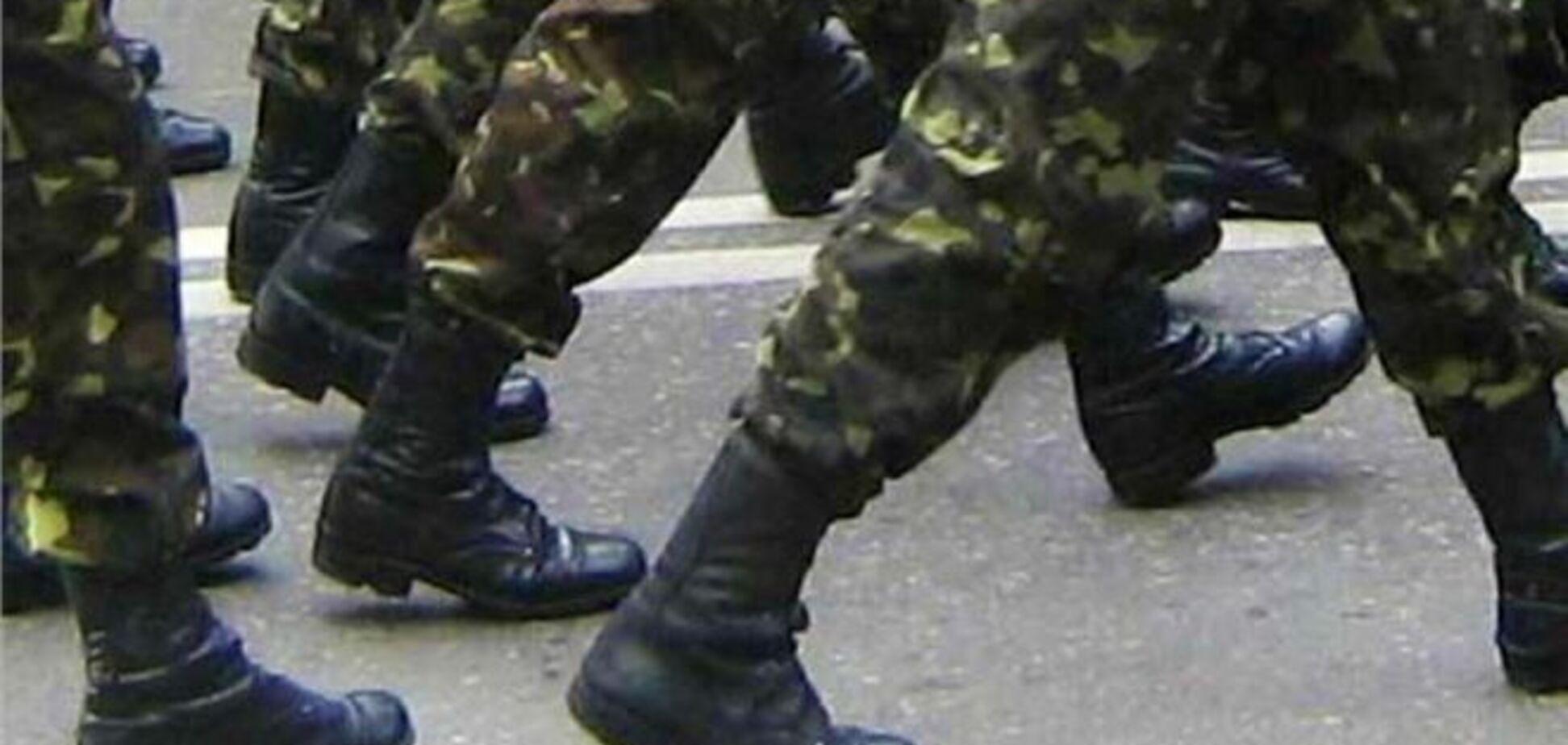 На Хмельниччині застрелився солдат-контрактник