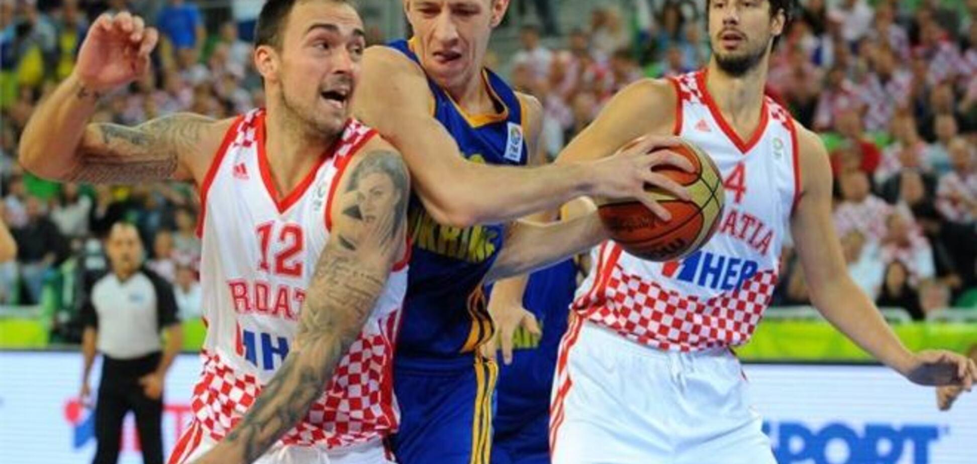 Евробаскет. Украина сыграла в первом в истории четвертьфинале