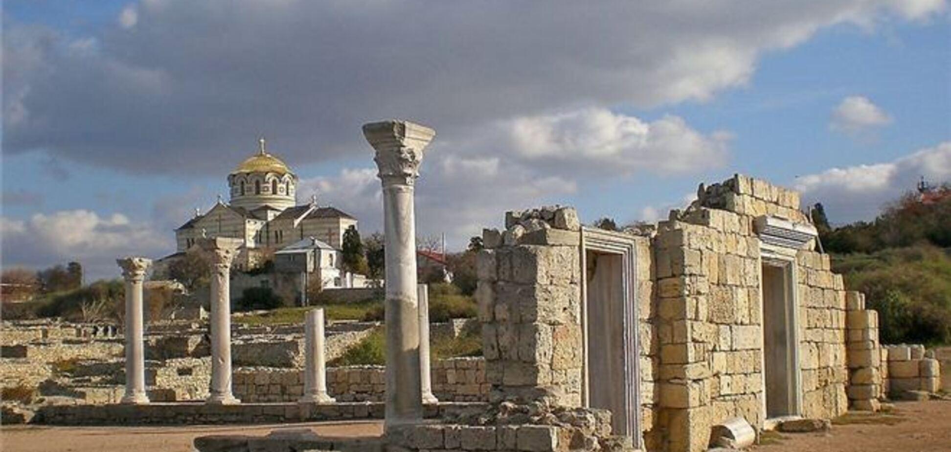 Забудовники в Севастополі пошкодили частину Херсонеса Таврійського