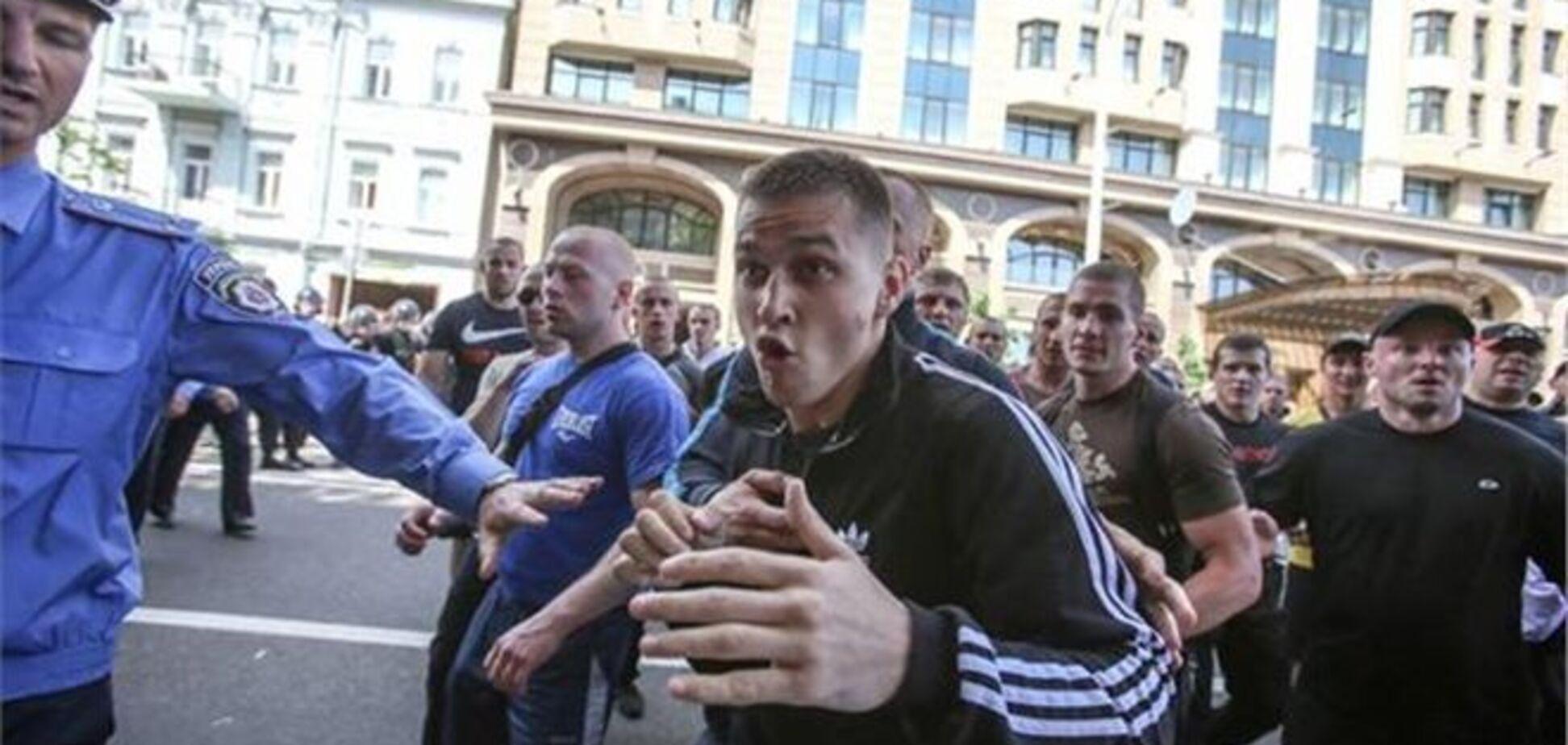Суд огласил приговор Титушко за избиение журналистов