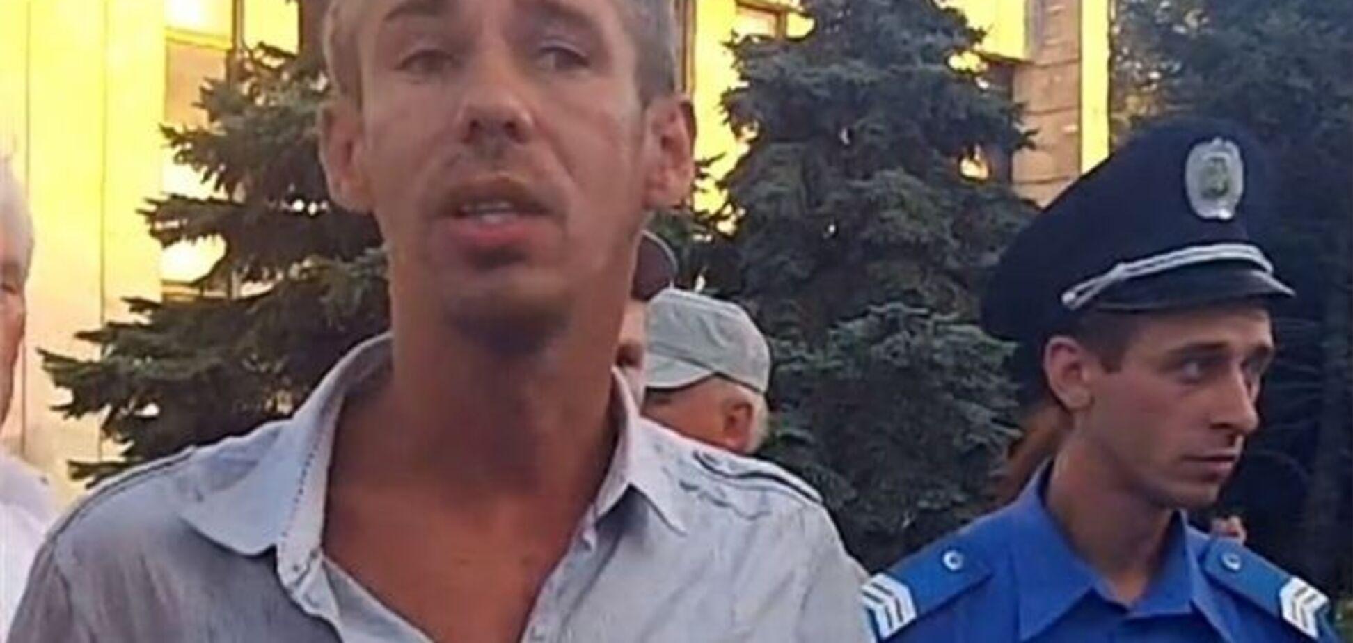 Панін розповів, куди він цілує кримських татар