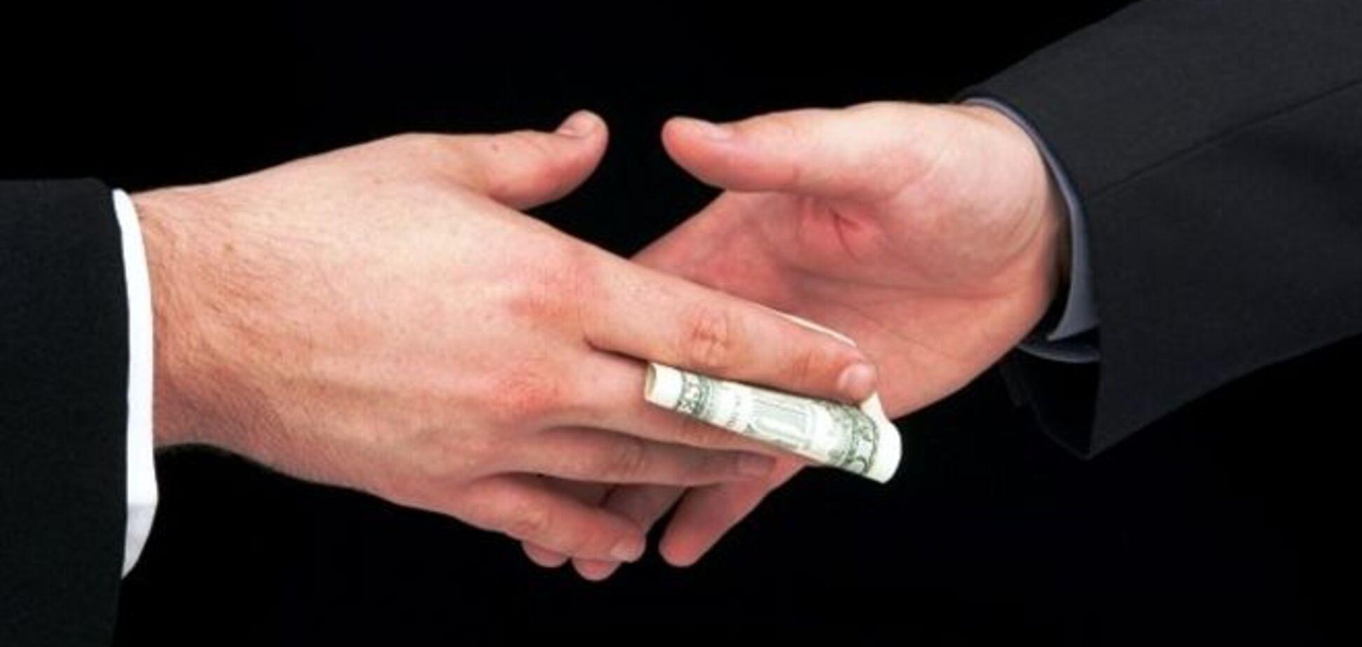 У Донецьку 'взяли' адвоката, який умовив клієнта на дачу хабара