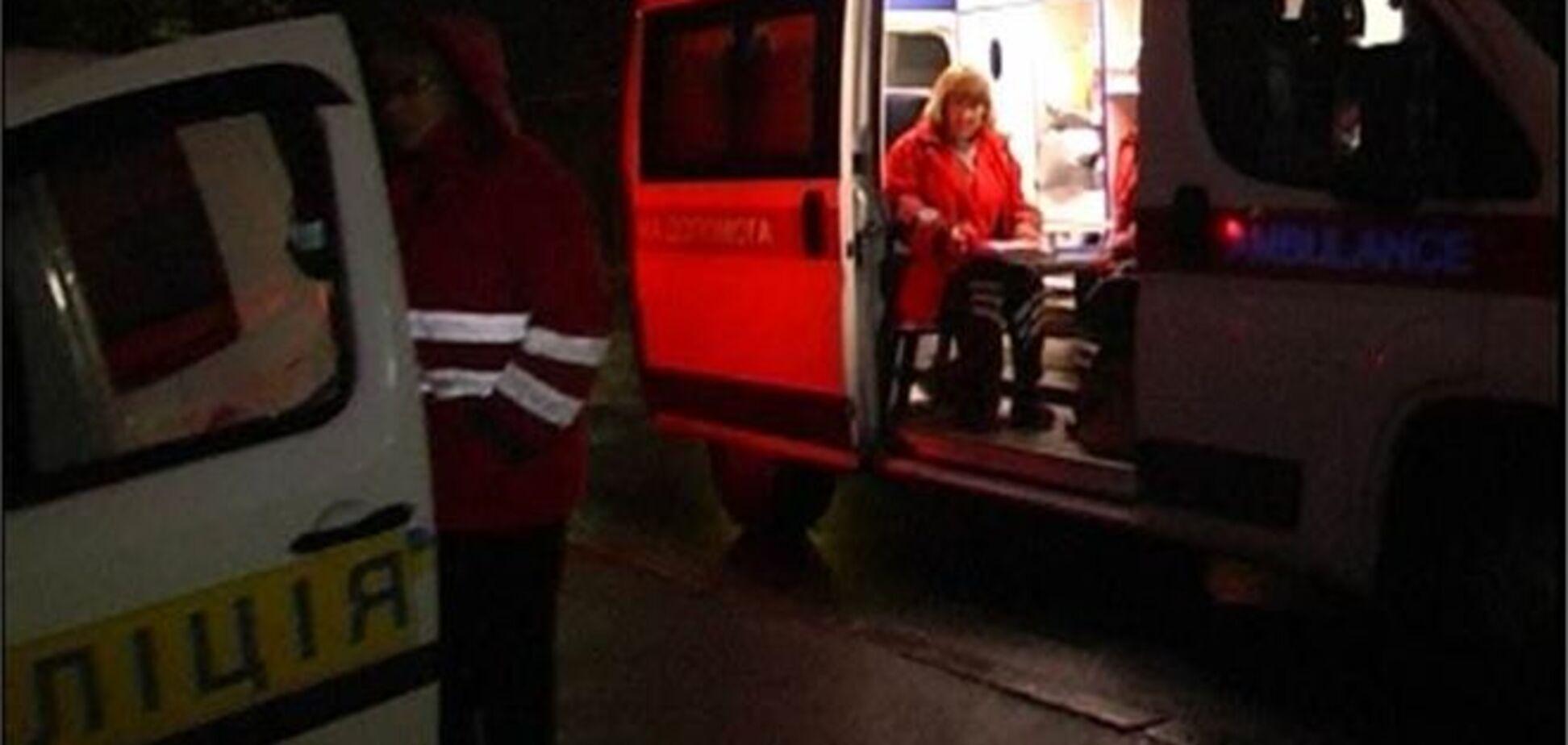 У Києві травмований міліціонер: машина протягнула його десятки метрів