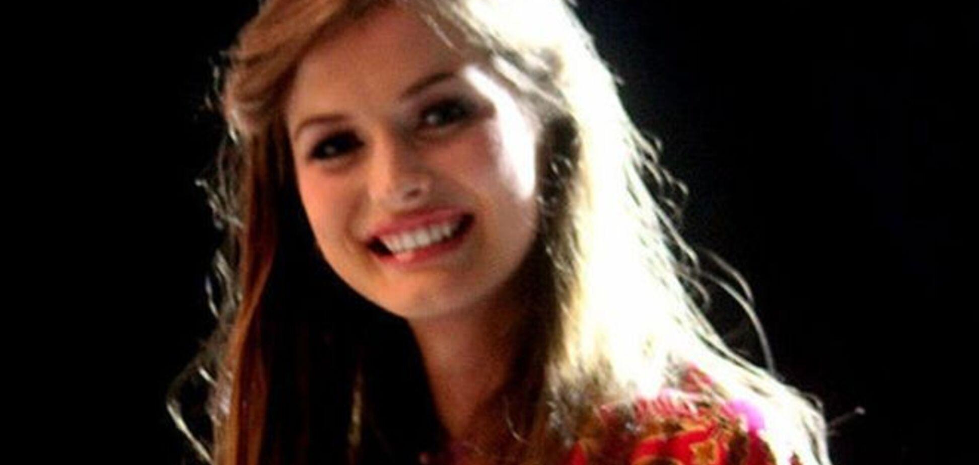 На 'Міс Світу' українка посіла третє місце у конкурсі талантів