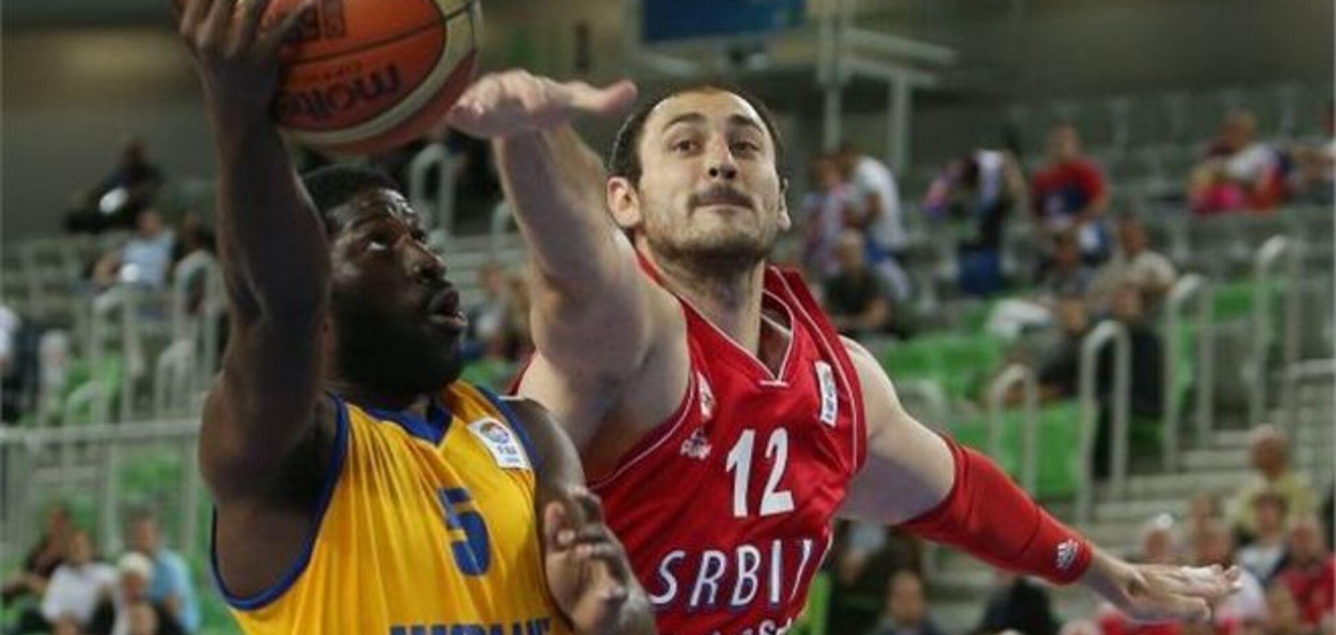 Лидер сборной Украины: провели три волшебных недели на Евробаскете