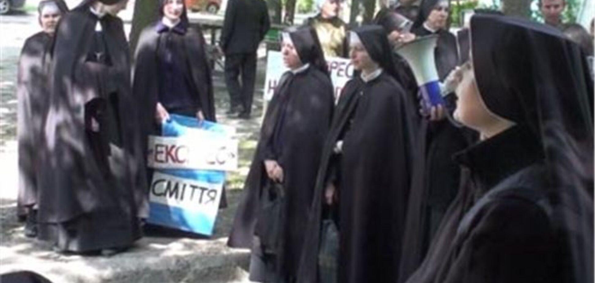 Жителів Західної України зомбує 'чорне братство' - ЗМІ