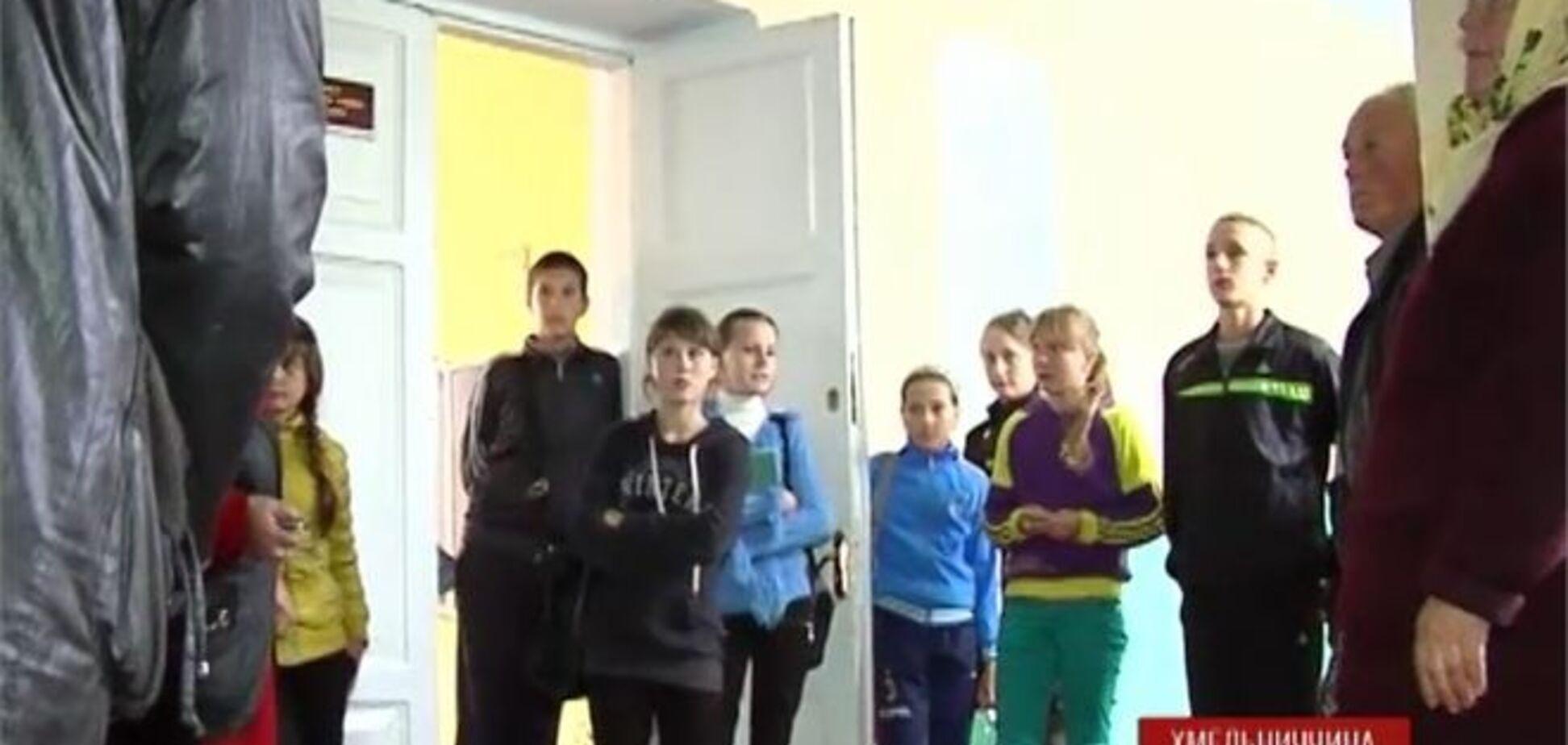 Скандал на Хмельниччині: вчительку звинувачують у рукоприкладстві