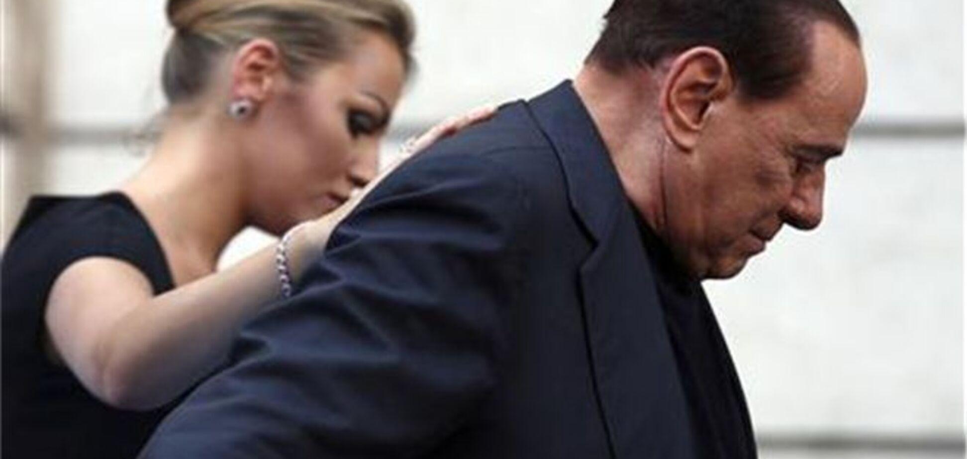 Берлускони может жениться в третий раз