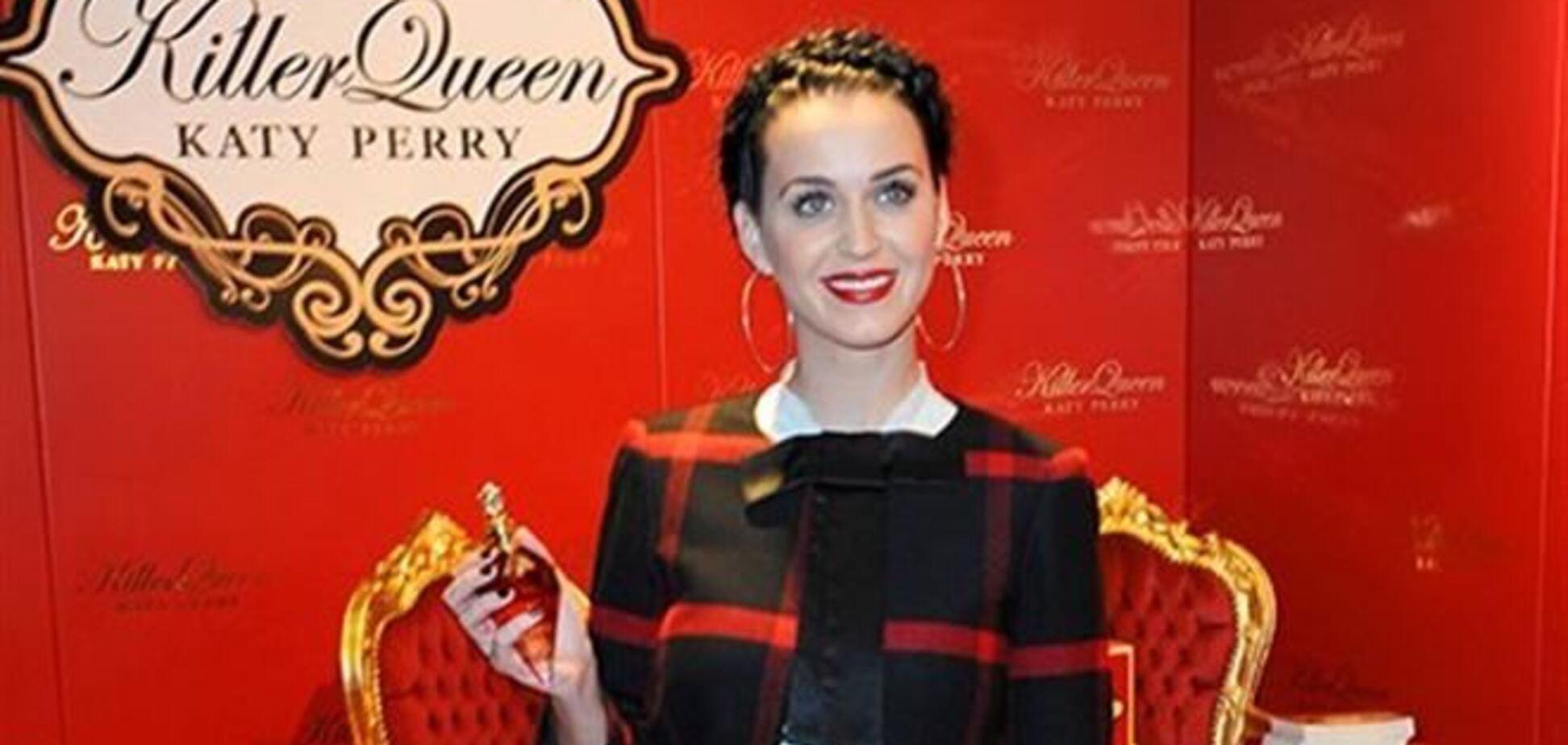 Кэти Перри презентовала 'Killer Queen' в Берлине